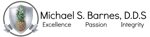 Dr. Michael S. Barnes, D.D.S. Logo
